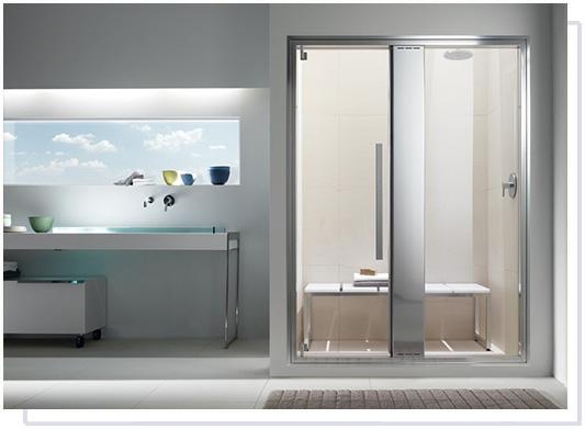 Progettazione e realizzazione saune e bagni turchi bagno design