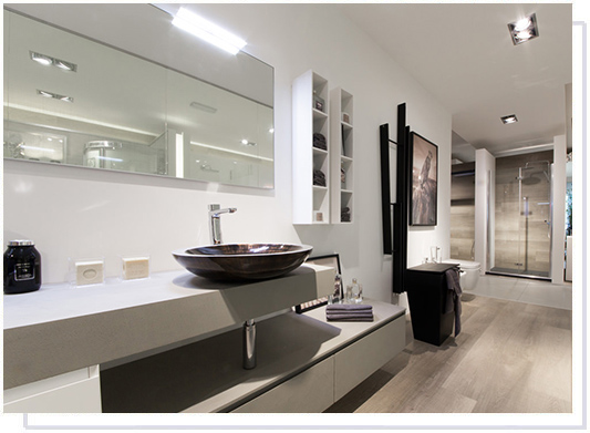 Accessori Da Bagno Di Design : Arredo bagno a lugano bagno design arredo bagno mobili box